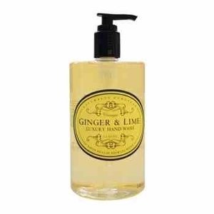 HAND WASH - NATURAL EUROPEAN GINGER LIME